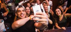 DJ DANNI MARTIN SELFIE NYX PRAIA DO CASSINO - RIO GRANDE - RS - WE LOVE MUSIQUE