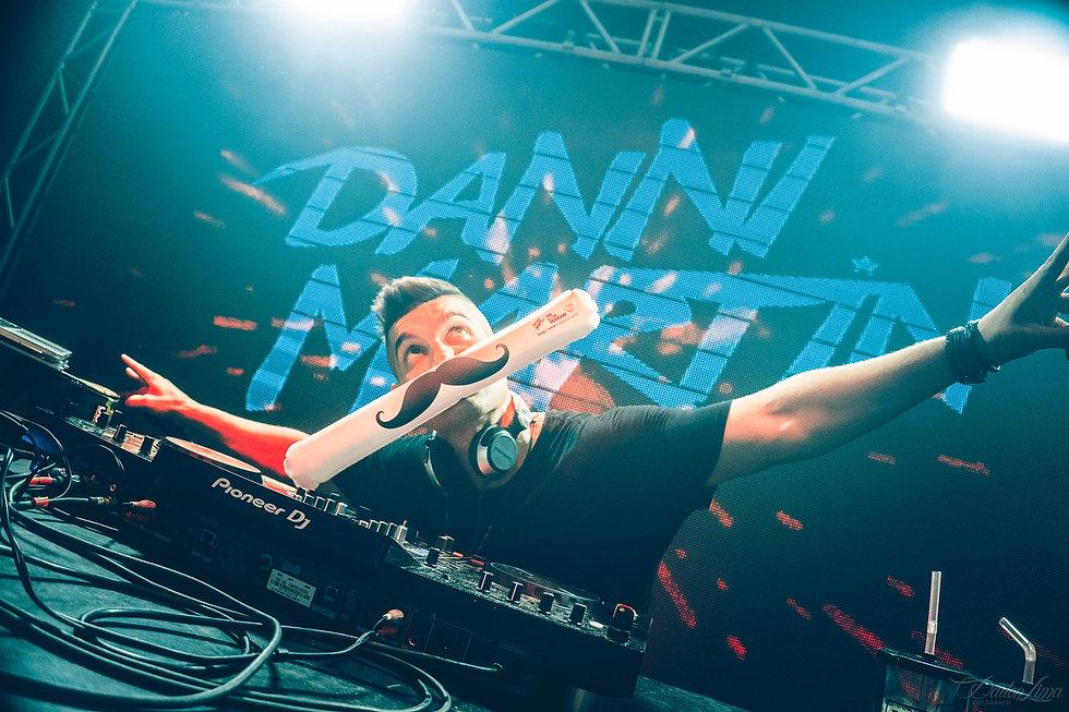 DJ DANNI MARTIN PORTO ALEGRE RS 15 ANOS