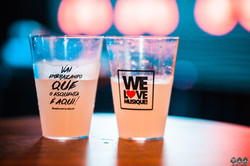 COPOS WE LOVE MUSIQUE - BRINDES DO SHOW DJ DANNI MARTIN