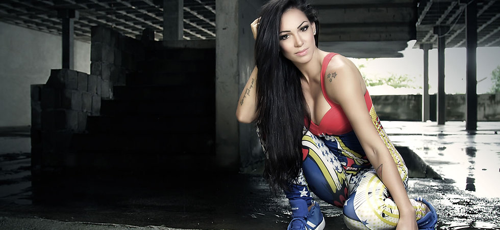 dj karine larre gaúcha djs gaúchas brasileiras woman brazilian