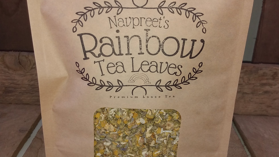 Tranquil Lavender & Chamomile  Loose Tea Blend 30g