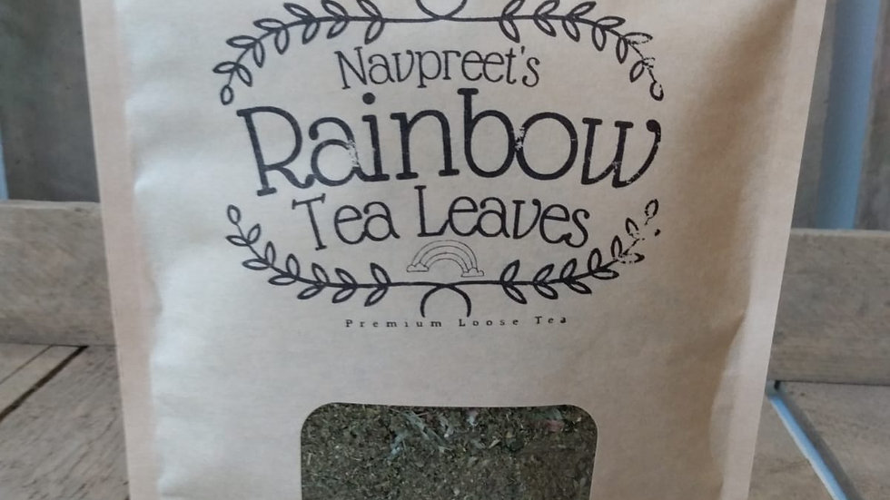 Minty Sencha Loose Tea Blend 50g