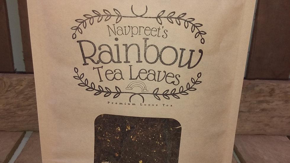 Organic Cream of Earl Grey Tea Leaves