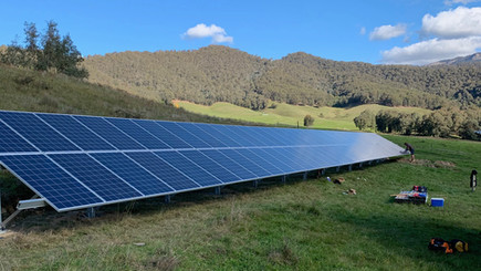 Solar Powered Systems