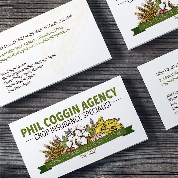 PHIL COGGIN AGENCY