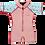 Thumbnail: Wobbie Suit (Light Pink + Cherry)