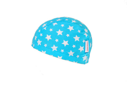 Swim Cap (Blue Star)