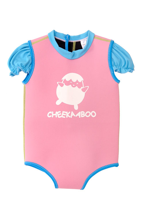 ChittyBabes Suit (Pink + Blue)