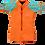 Thumbnail: Wobbie Suit (Orange + Star Fish)
