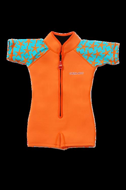 Wobbie Suit (Orange + Star Fish)