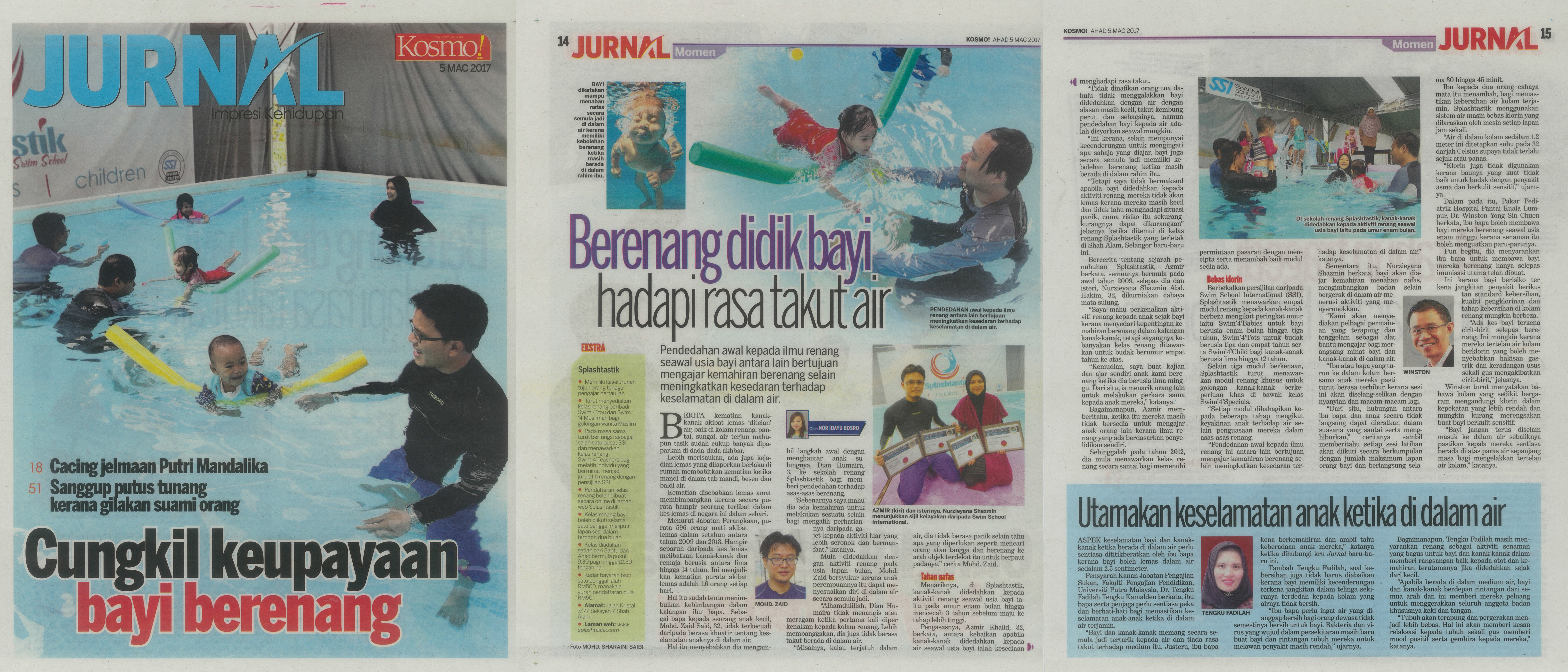 Kosmo 5 March 2017