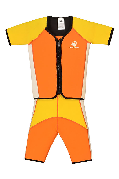 Twinwets Separates (Orange + Yellow)