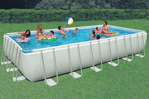 INTEX Ultra Frame Rectangular Pools