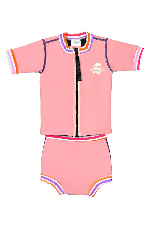 Huggiebabes (Pink + Stripe)