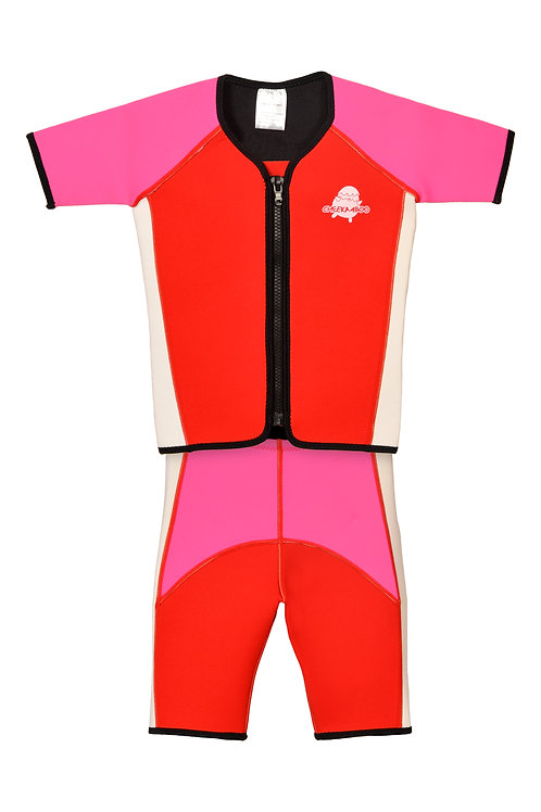 Twinwets Separates (Red + Pink)