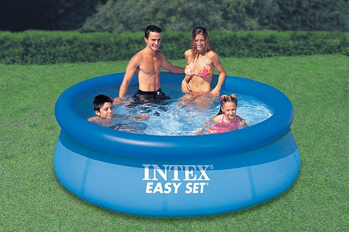 INTEX Easy Set Pools - 8ft/10ft/12ft