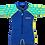 Thumbnail: Wobbie Suit (Navy Blue + Sea Horse)