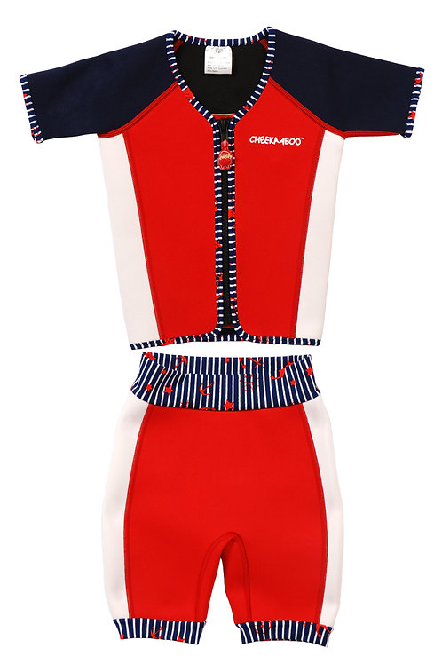 Mini Twinwets Separates (Red + Sailor)