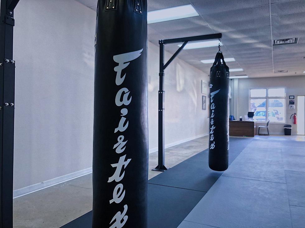 Guardian Jiu-Jitsu Kickboxing : Muay Tha