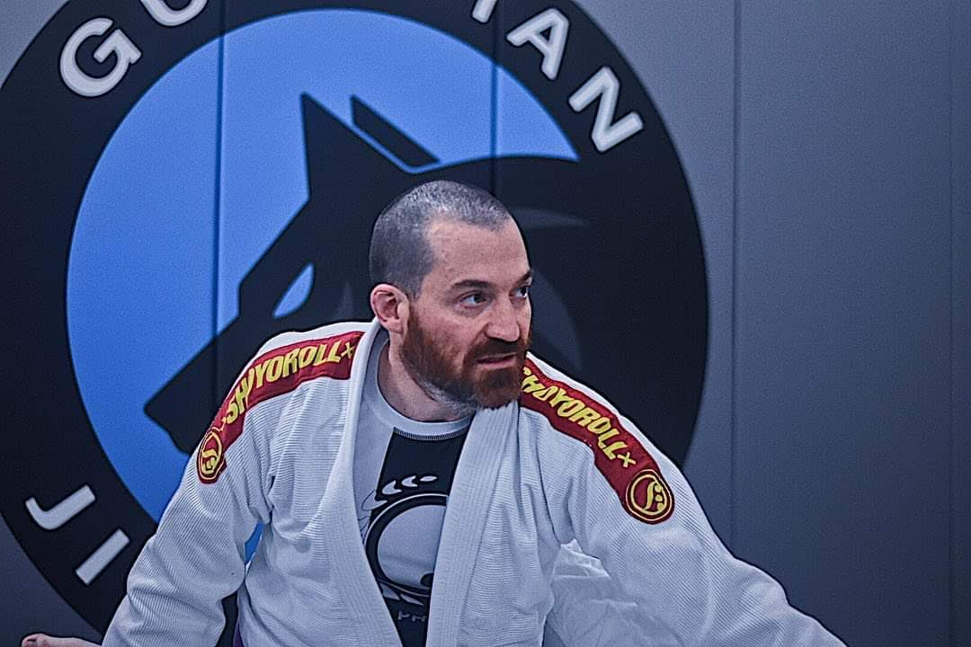Andy Hagans - Guardian Jiu-Jitsu - Holla