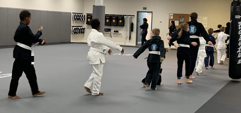 Kids Martial Arts at Guardian Jiu-Jitsu