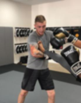 Guardian Jiu-Jitsu Kickboxing Coach Jere