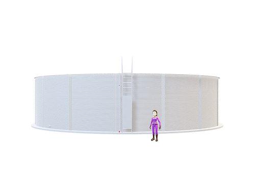 Tanks RCT 360-36 ( 599,587L) Dia: 14.565 m, H: 3.6m