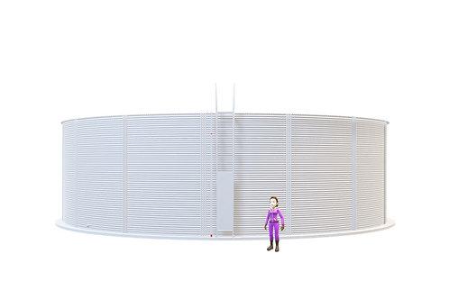Tanks RCT 360-43 ( 716,346L) Dia: 14.565 m, H: 4.3m