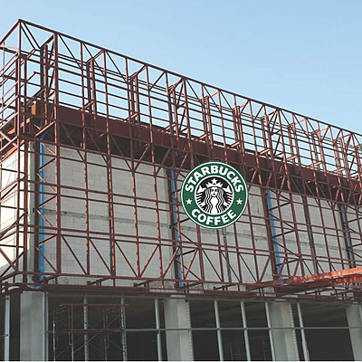 Starbucks Pin Klao