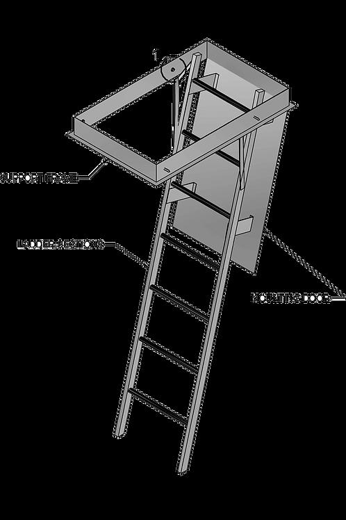 Ladders Fold-down Ladder