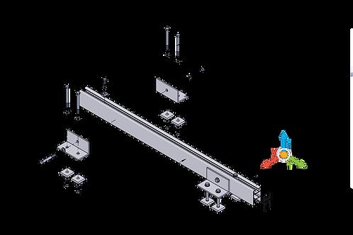 Condenser-Rail-ASSY-MKT CODE: MP008.xx