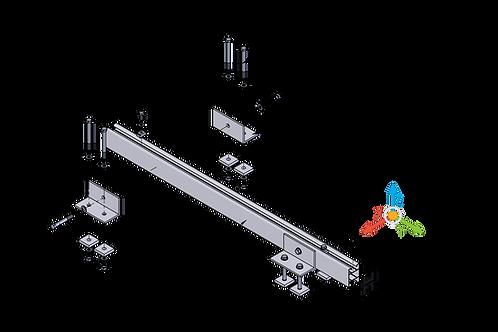 Condenser-Rail-ASSY-MKT CODE: MP007.xx