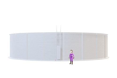 Tanks RCT 650-43 (1,273,504L) Dia: 19,421 m, H: 4.3m