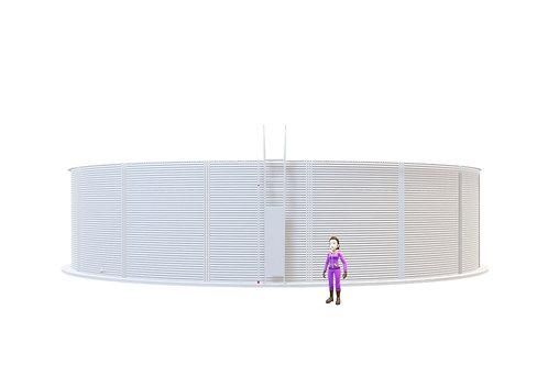 Tanks RCT 420-36 (  682,361L) Dia: 15,536 m, H: 3.6m