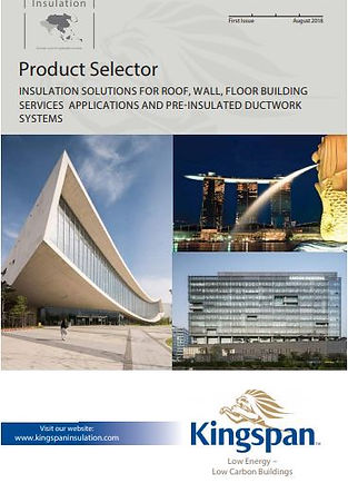 Page1 Product Selector Insulation for ro