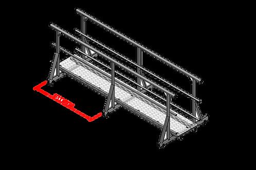 Skywalk With Mesh (Handrails)