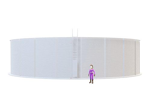 Tanks RCT 720-50 (1,632,602L) Dia: 20,392 m, H: 5.0m