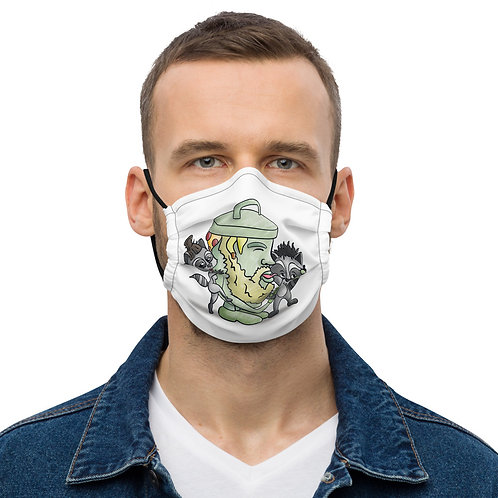 Trash Face Mask