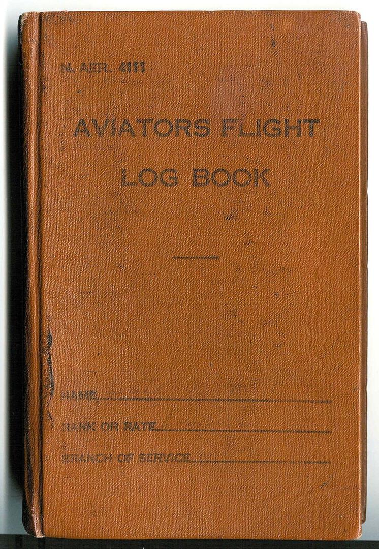 Log Book John Lutz