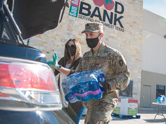 San Antonio Food Bank Braves Natural Disasters to Serve Record Numbers of Texans