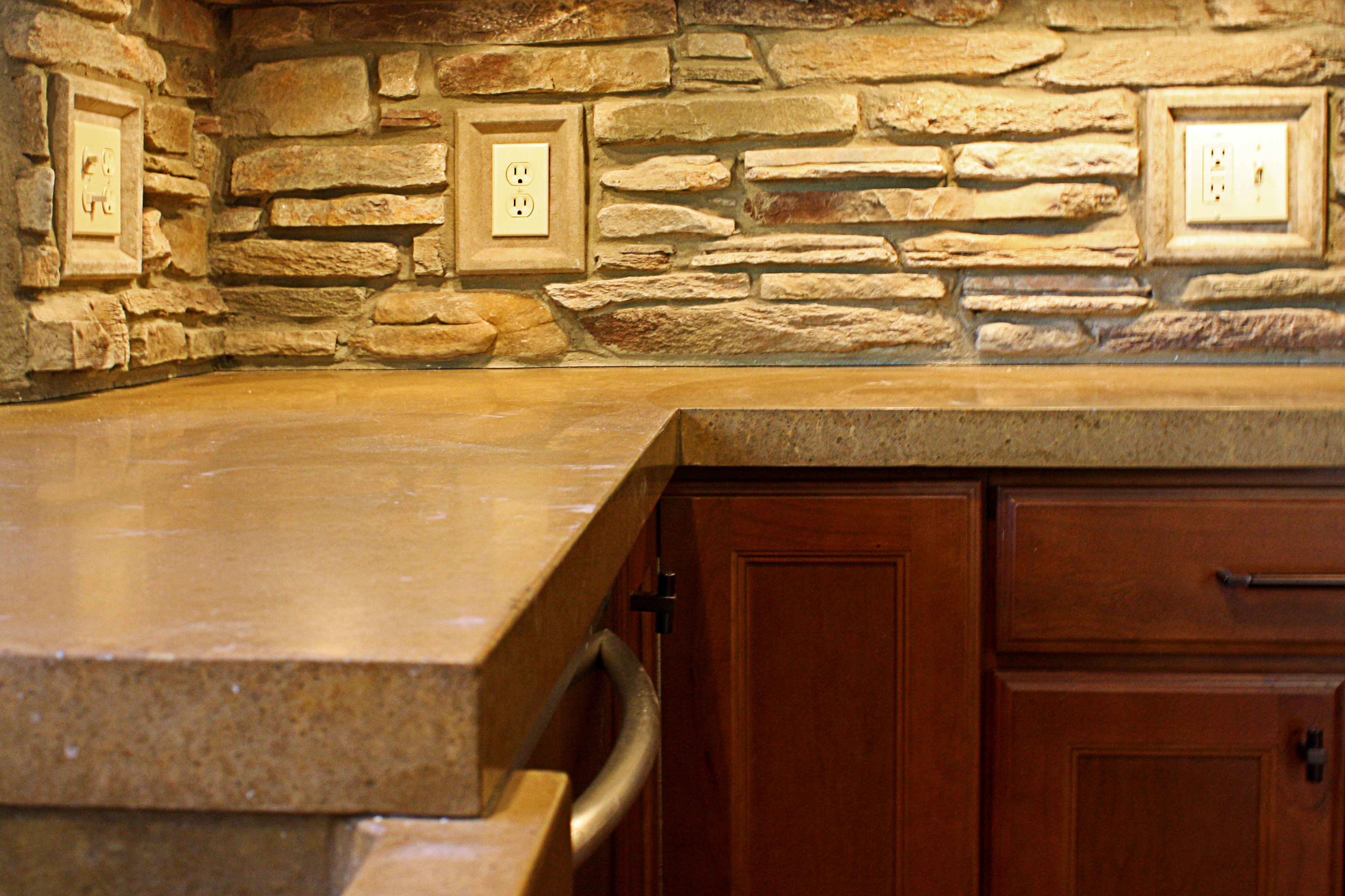 Natural Stone Look