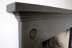 Concrete Mantel