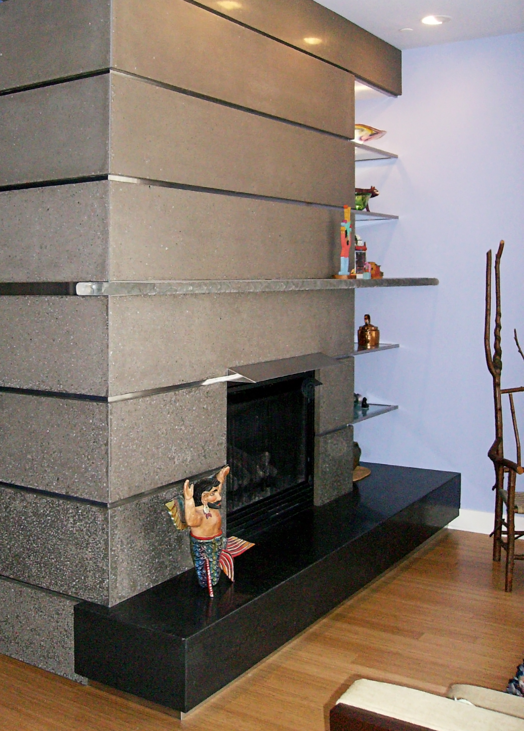 Fireplace Facade