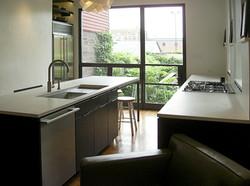 Residential Kitchen White