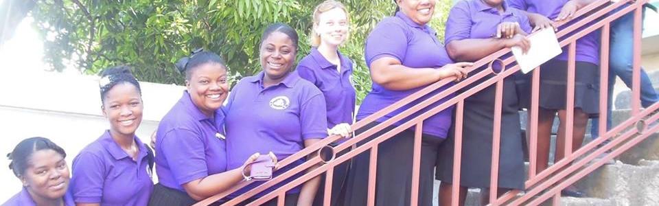 Christian Academy Petit Goave in Haiti.j