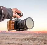Aprenda operar câmeras