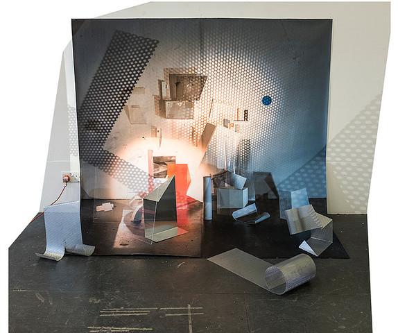 Light - final installation