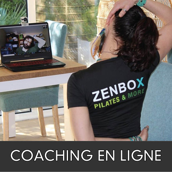 COACHING INDIVIDUEL PILATES & MORE