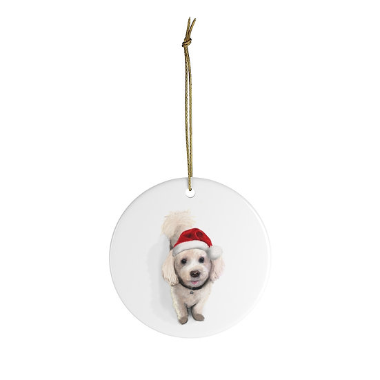 Charlie - Ornament