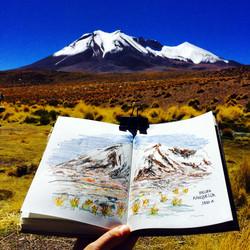 Volcan Kanquella